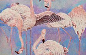 美術収蔵品展</br>内海 泰 日本画展</BR>平成29年8月30日~10月22日