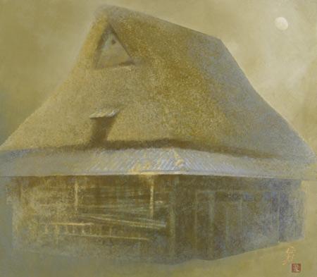 夕月(湖北の家)