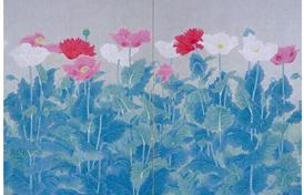 渡辺信喜の世界 ―野を彩る花々―</br>平成29年12月9日(土)~平成30年2月25日(日)