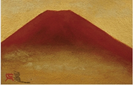 フジヤマ、舞妓。 辰巳 寛 日本画展</br>平成30年1月17日(水)~1月23日(火)