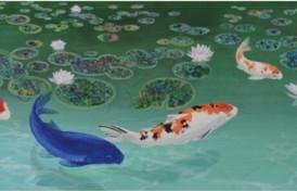 古澤洋子 日本画展 -楽園-</br>平成30年5月18日(金)〜6月2日(土)