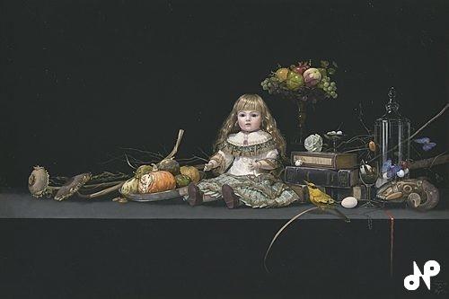 獺祭図―「マルガリータ」