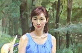 池田清明 油絵展