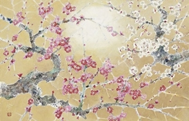 高島屋美術部創設110年記念<br>山﨑 隆夫展―四季の詩―<br>(名古屋)